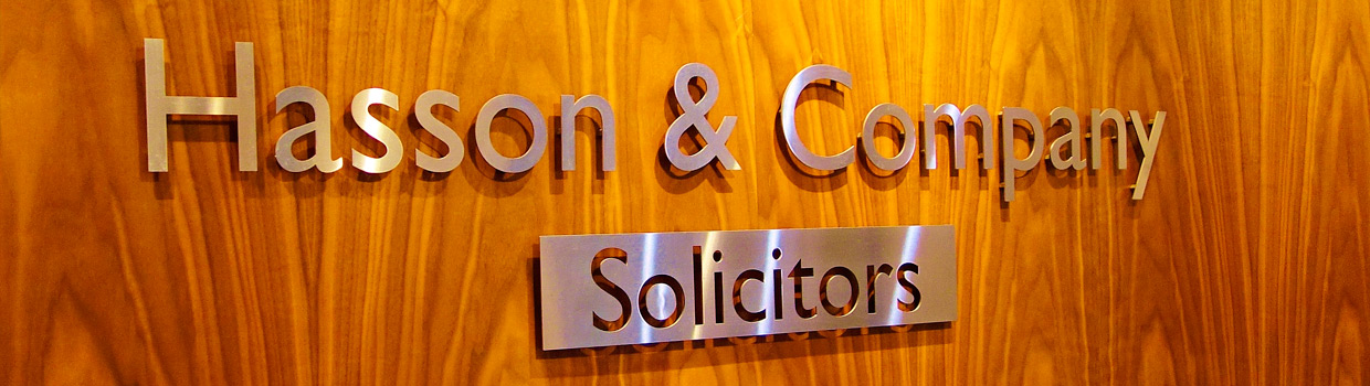 Hasson Co Solicitors